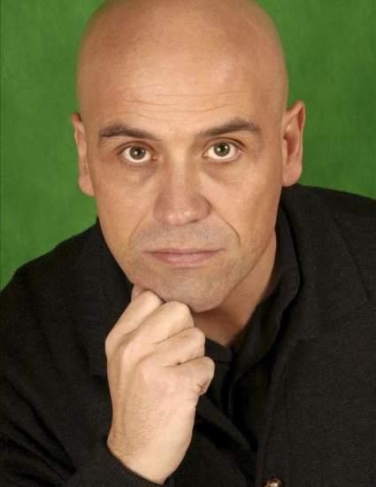 Retrato de Javier Negrete