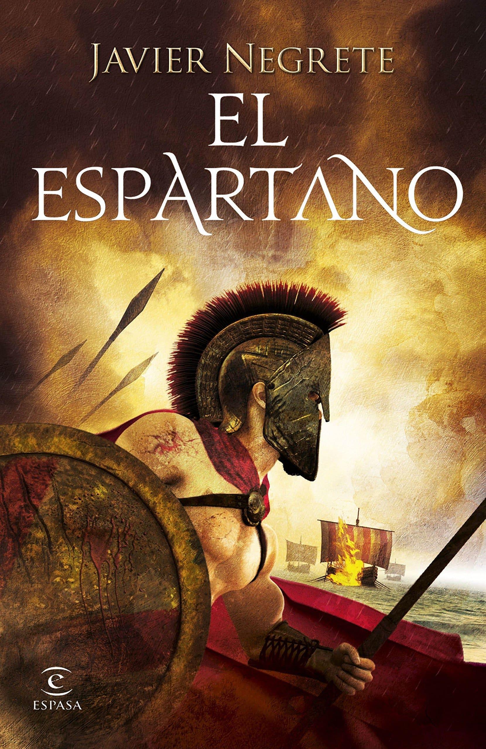 javier negrete el espartano
